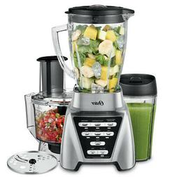 NEW Oster Pro 1200 Plus Smoothie Cup & Food Processor Attach
