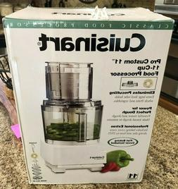 NEW Cuisinart Pro Custom 11 Cup Food Processor DLC-8S-Box ne