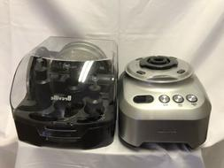 NEW BREVILLE SOUS CHEF FOOD PROCESSOR BFP800XL BLACK CLEAR A