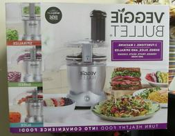 NEW!! VEGGIE BULLET Food Processor