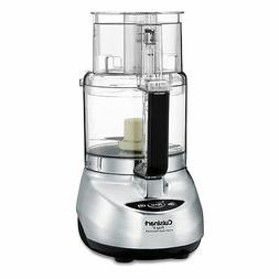 NIB: Cuisinart 9-Cup Brushed-Stainless Finish FOOD PROCESSOR