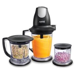 Ninja Master Prep Pro 3-Piece Processing Container Blender,