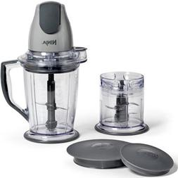 Ninja QB900B Master Prep Chopper, Blender, Food Processor, S