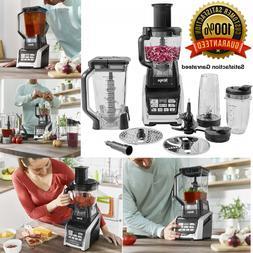 Nutri Ninja 1500W Food Processor & Blender with Auto iQ –