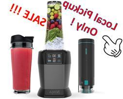 Nutri Ninja Blender + FreshVac Technology - BL580 1100 Watt
