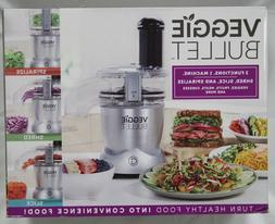 NutriBullet Veggie Bullet Vegetable Food Processor Blender *