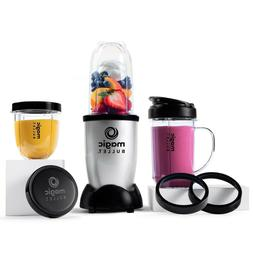 Magic Bullet Personal Blender 250W Silver Food Fruit Process