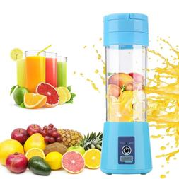 portable blender usb mixer electric juicer machine smoothie