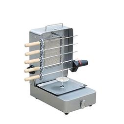 Portable mini high efficiency 1 burner LPG barbecue chicken
