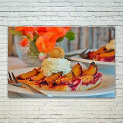 Westlake Art Poster Print Wall Art - Dessert Food - Modern P