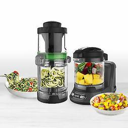 Ninja Precision Food Processor with Auto-Spiralizer 400W BPA