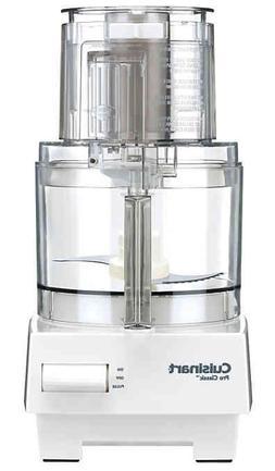 Cuisinart Pro Classic 7-Cup Food Processor in White