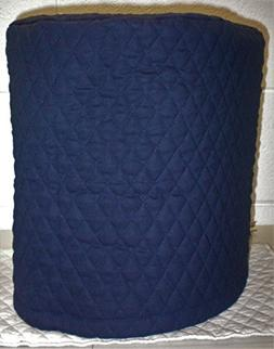 quilted food processor cover