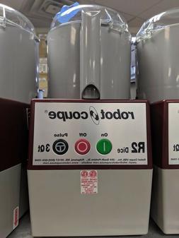 Robot Coupe R2 Dice Food Processor