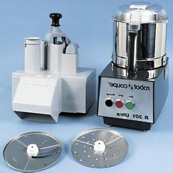 Robot Coupe R301U Commercial Standard Food Processor - 3-1/2