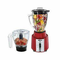 Oster Rapid Blend 8-Speed Blender with Glass Jar and Bonus 3