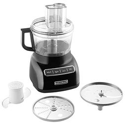 KitchenAid RKFP0711CU 7-Cup Food Processor - Contour Silver