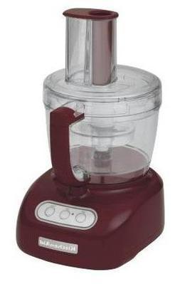KitchenAid RKFP740GC 9-Cup Food Processor, Gloss Cinnamon