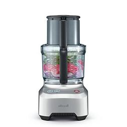 Breville RM-BFP660SILUSC Electric Food Processor, Silver