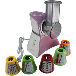 Salad Maker Mini Food Processor and Produce Shooter - Spray