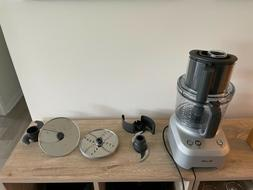 Breville Sous Chef 12 Cup Food Processor Silver BFP660SIL
