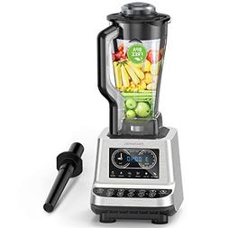Elechomes Countertop Blender 1600W Professional Kitchen High