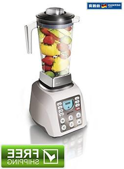 German Pool® Professional High-Speed Food Processor With 6-