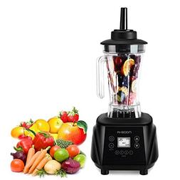 SQ-MOOSHA 2L Professional Blender and Nutrient Juicer with H