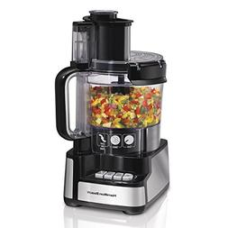 Stack & Snap 12-Cup Food Processor by Hamilton Beach , 70725