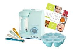 BEABA 1st Stage Feeding Gift Set, Includes Babycook, Silicon