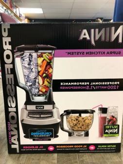 supra kitchen blender system with food processor
