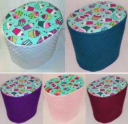 Teal Cupcake Food Processor Cover