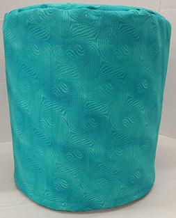 Teal Sparkle Food Processor Cover