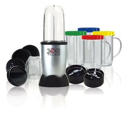 The Original Magic Bullet 17-piece Blender/Food Processor