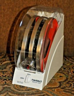 three piece blade set disc holder