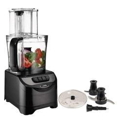 Oster Total Prep Compact Lightweight 10-Cup Food Processor w