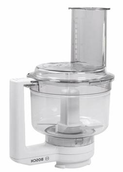 Bosch Universal Plus Food Processor Attachment for Mixer ,BE