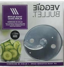 Veggie Bullet 5mm THICK Slicer Blade Food Processor Blender