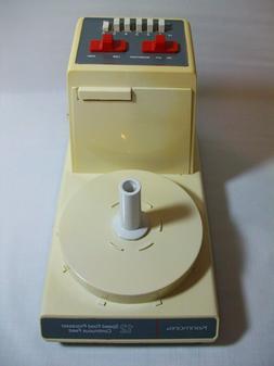 vintage 400 696900 food processor motor base
