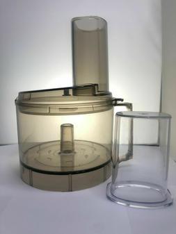 Vintage Waring Food processor Bowl, Lid, Pusher for Model FP