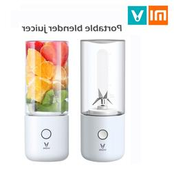 Xiaomi VIOMI 350ml 4 Blade Portable Juicer Machine 2000MA El