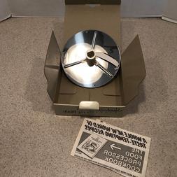 Sunbeam Vista professional Food Processor 84071 1.5 mm Slici