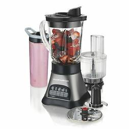 Hamilton Beach Wave Crusher Blender System with 40 oz Jar, 2