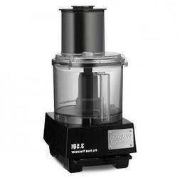 Waring WFP14S 3.5 Qt. Batch Bowl Food Processor - 120V