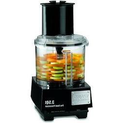 Waring WFP14S 3.5 Qt. Batch Bowl Food Processor - 120V