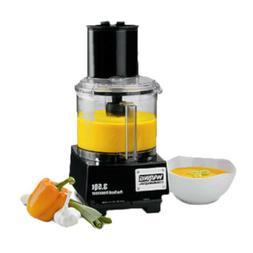 Waring WFP14S Commercial Batch Bowl Food Processor - 3.5-Qt