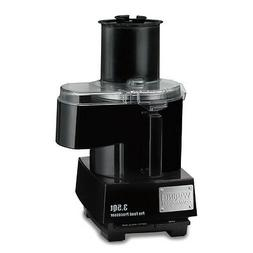 Waring WFP14SC 3.5 Quart Food Processor Continuous Feed with