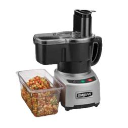 Waring WFP16SCD Combination Continuous-Feed / Batch Bowl Pro