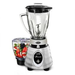Oster Whirlwind Heritage Blend 2 Speed Blender in Chrome wit