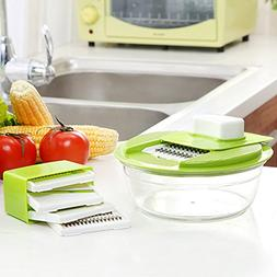 Whirlybird Food Chopper Kitchen Tools & Gadgets - Kt-508 Mul